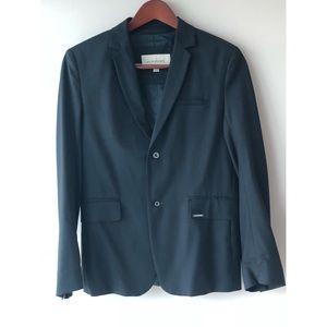 Burberry dark blue suit jacket 14Y ( years)